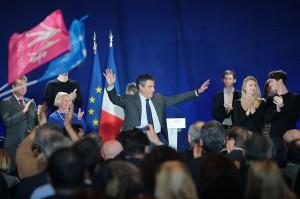 Meeting de François Fillon à Nice - SIPA presse