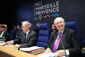 Conseil de Métropole - Marseille